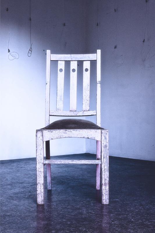 DENIS GALLAGHER: Chair MEDIUM: Photograph