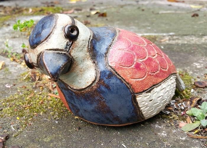 Jo Chipperfield. Partridge, Pottery 2006