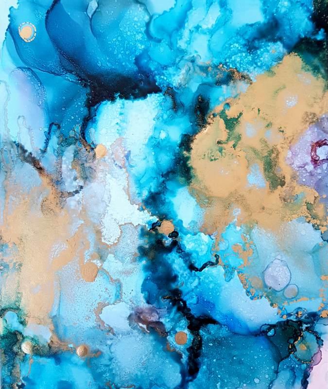 Julie Hansen: Opal