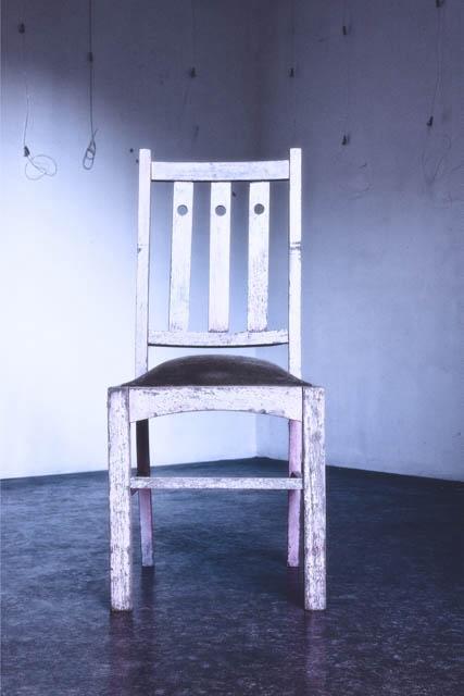 Denis Gallagher: Chair, Photograph