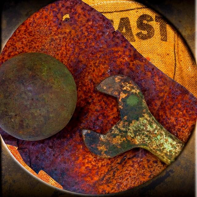 Denis Gallagher: Rust 1, Photograph