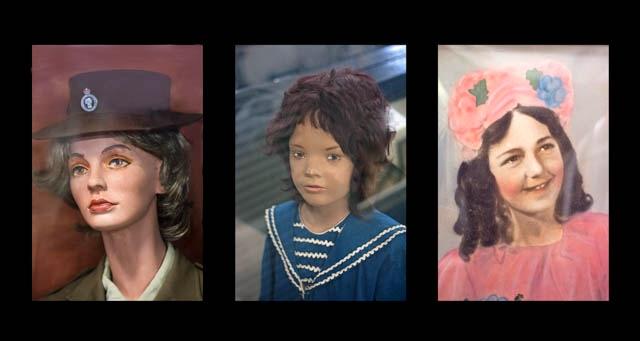 Denis Gallagher: Gulgong Girls, Photograph
