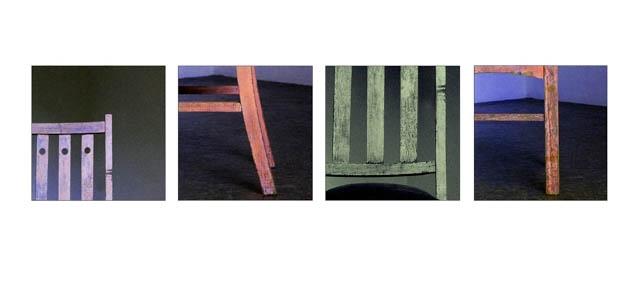 Denis Gallagher: Chair 2, Photograph