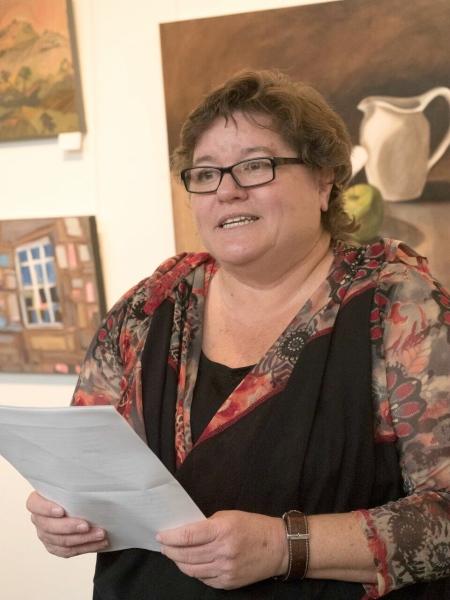 President Adele Bruens