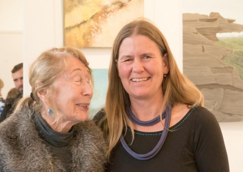 Joy Myers Creed and Rilka Oakley