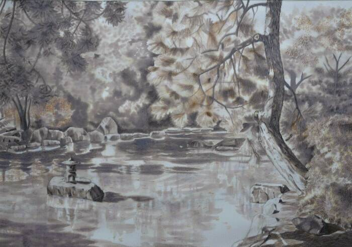 KRISTEL SMITS Still Waters 2012