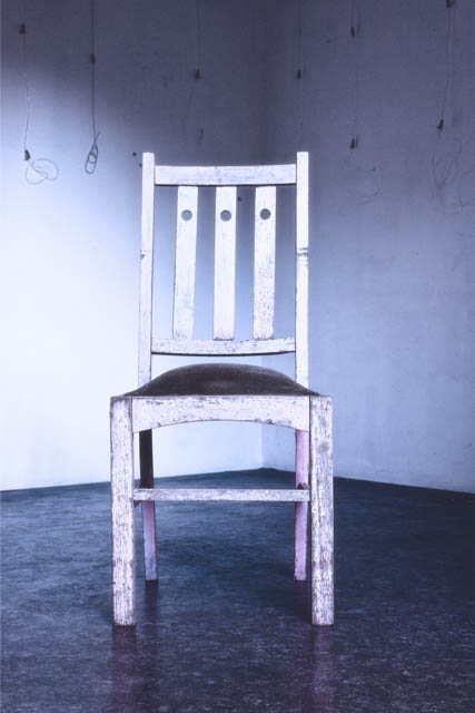 Denis Gallagher: Chair, Photograph