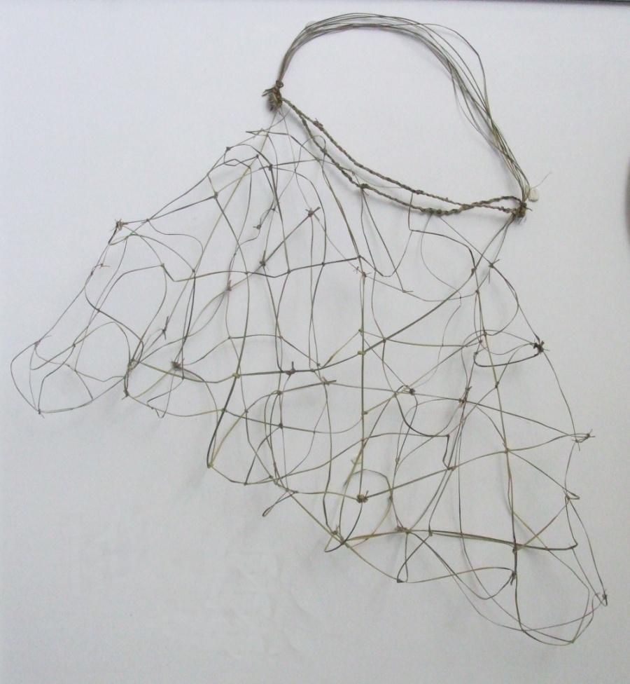 Commended: Colossal Artist: Patricia Abela Medium: Phormium tenax