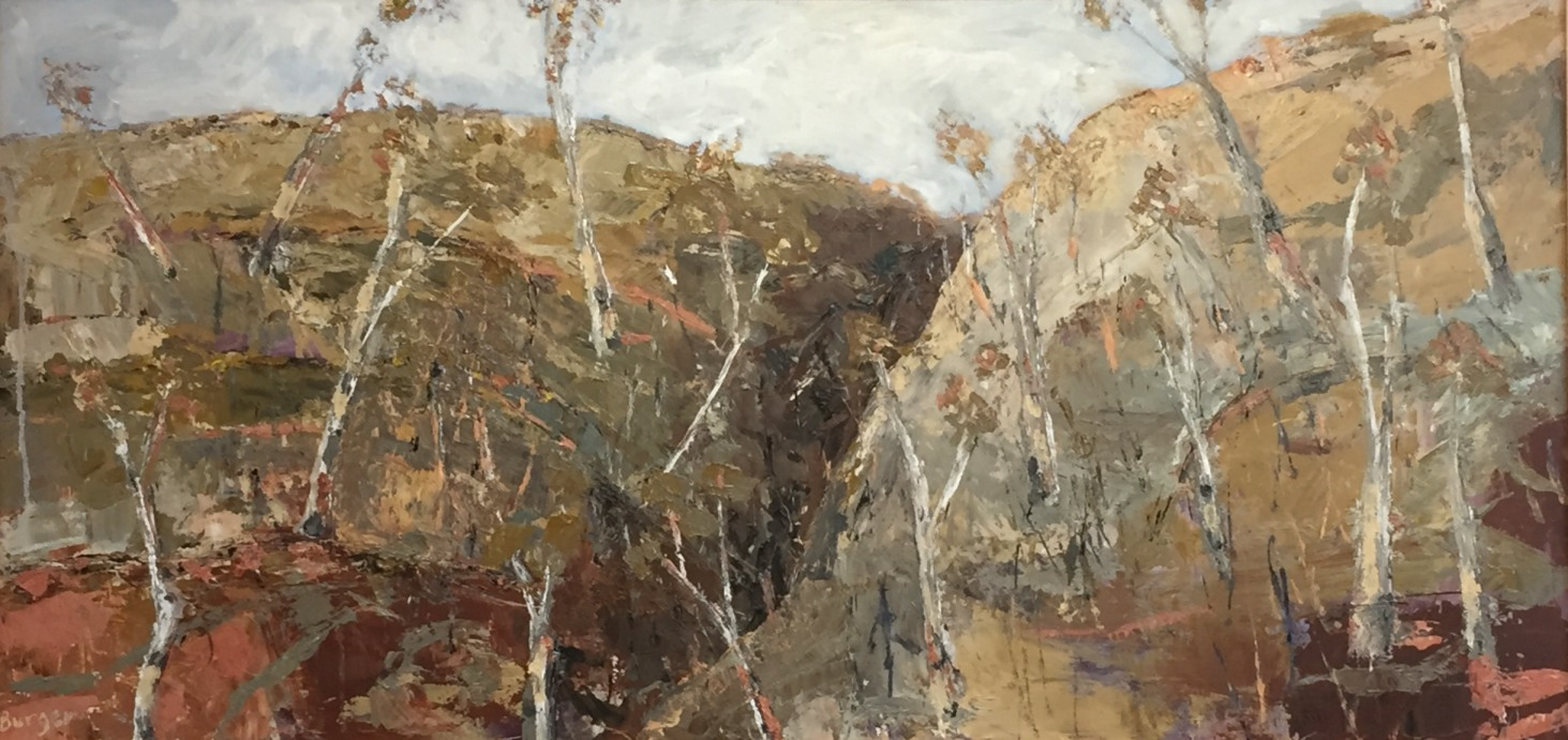 Peter Burger: Bathurst Hills