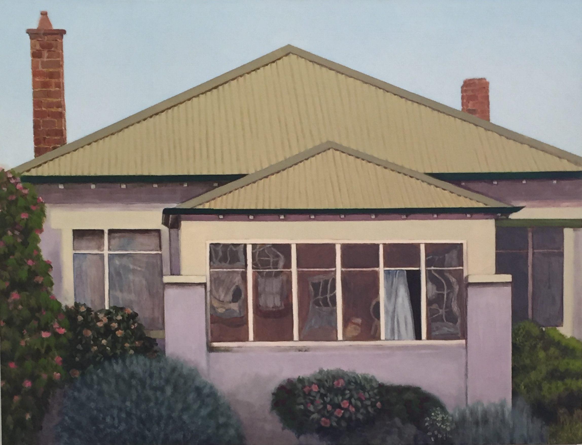 Annette Macrae:  Cook Street