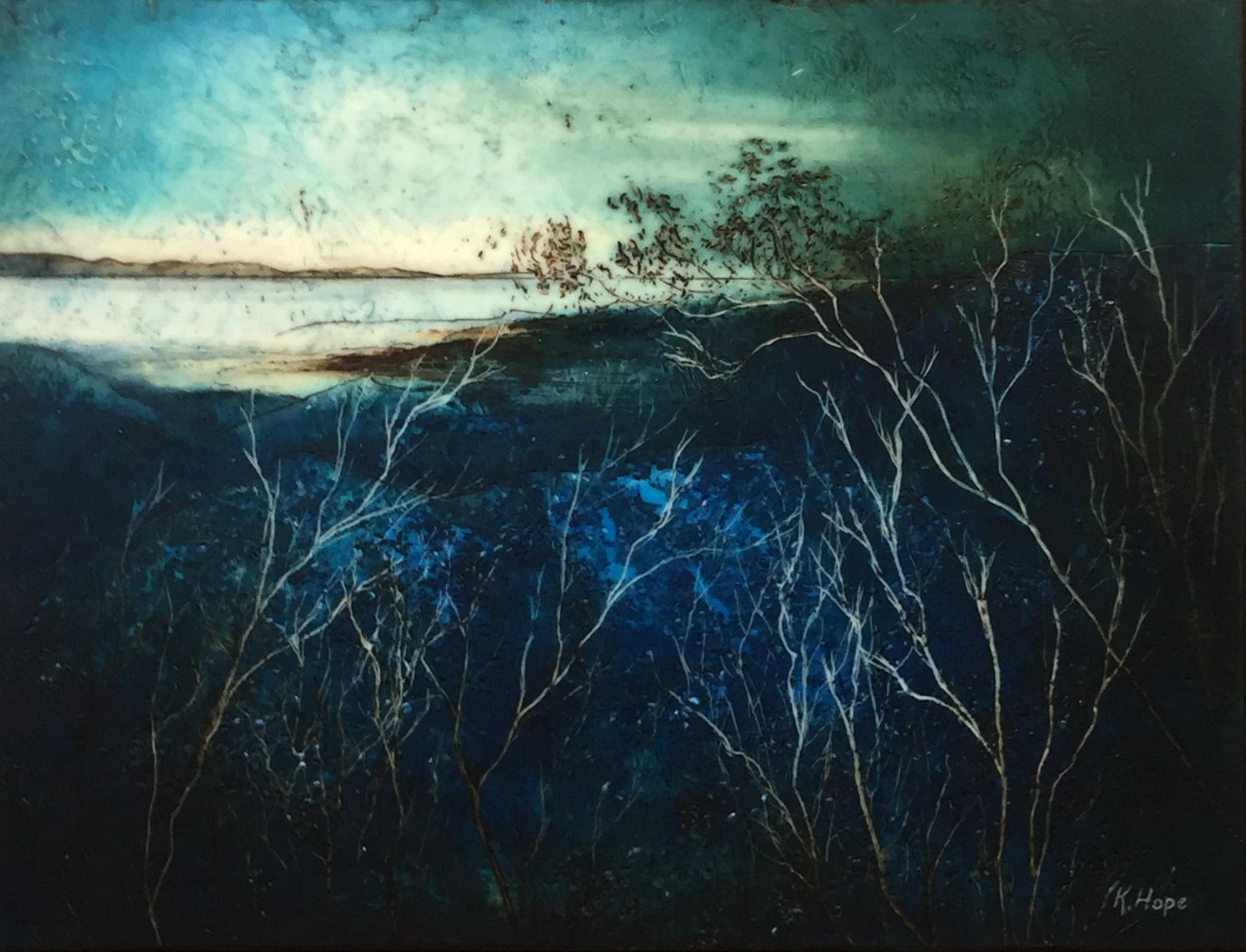 Kathryn Hope:  Lake View