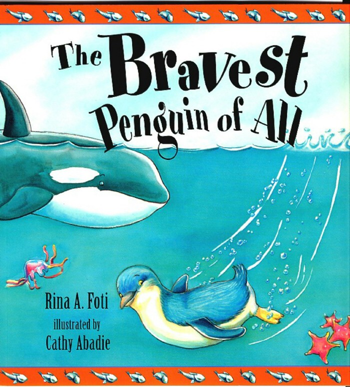 CATHY ABADIE:  Children's Book Cover55cmx30cmAcrylicFebruary 2000