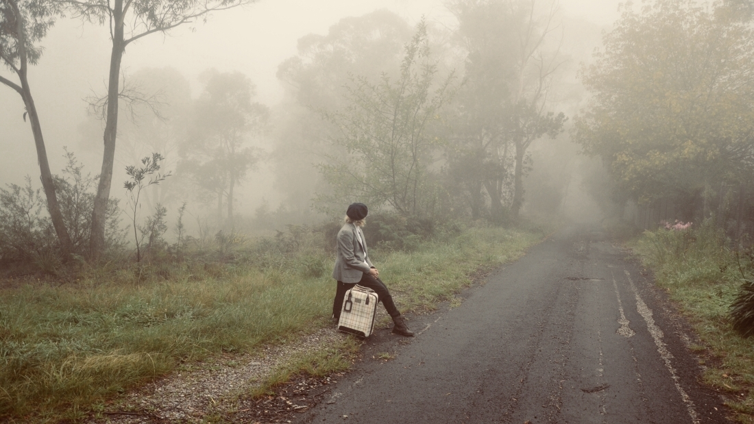 KYL.IE BLAKEMORE: Out of the Mist	22cm x 30cm	Limited Edition Photograph on Cotton Rag Paper	December 2020